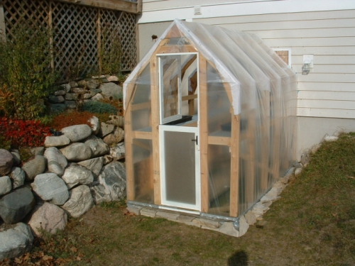 diy-greenhouse